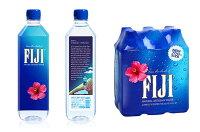 【NEWボトル】FIJIWaterフィジーウォーター500ml×24本(6本入り4パック)(同梱不可)【シリカ水】【並行輸入品】