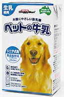 ドギーマン ペットの牛乳 (シニア犬用) 250ml