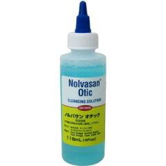 ノルバサン オチック (耳洗浄剤) 118ml