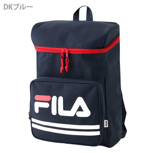 FILA(フィラ)BOX型バックパックFM2007★送料無料★