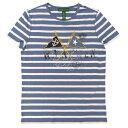 Ralph Lauren(ラルフローレン)レディース ロゴTシャツ サイズXS【10P03Dec16】