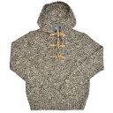 Polo Ralph Lauren(ポロ ラルフローレン)メンズ フード付きコットンニット セーター【10P03Dec16】