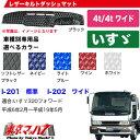 レザーキルト ダッシュマットいすゞ 320フォワード(平成6年2月〜平成19年5月頃まで)