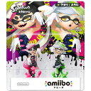 【即納可能】【新品】【WiiU】amiibo シオカラーズセット[アオリ/ホタル](スプラトゥーンシリーズ)【あす楽対応】【送料無料】【smtb-…