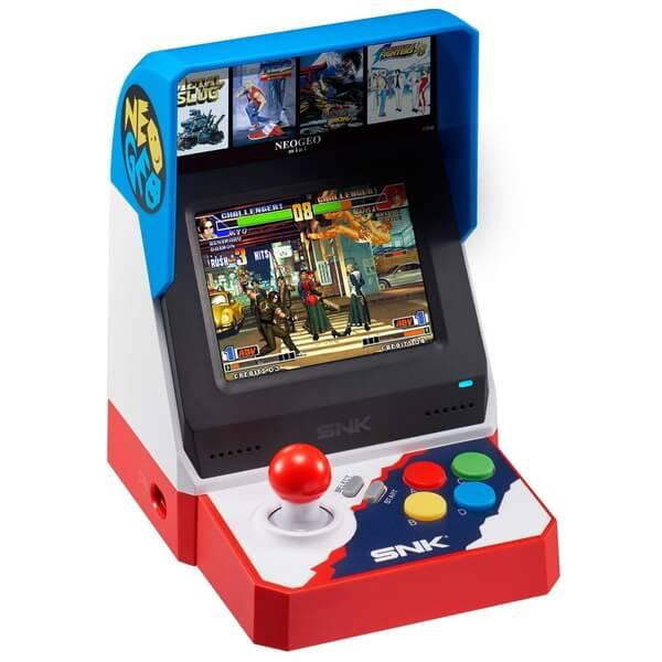テレビゲーム, アーケードゲーム NEOGEO mini RCPSNK