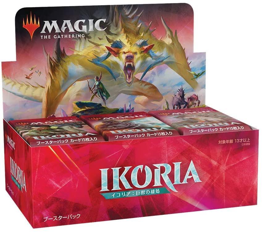 トレーディングカード・テレカ, トレーディングカードゲーム BOXMTG 36BOXRCP