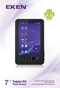 【実質7,000円割れ】EKEN 2012 − Android 4.0採用7インチタブレット