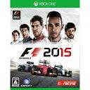 [メール便OK]【新品】【XboxOne】F1 2015【RCP】[お取寄せ品]