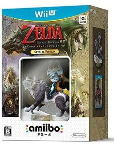 【新品】【WiiU】【限】ゼルダの伝説 トワイライトプリンセスHD SPECIAL EDETI…