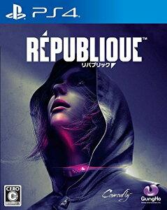 [100円便OK]【新品】【PS4】Republique リパブリック【RCP】