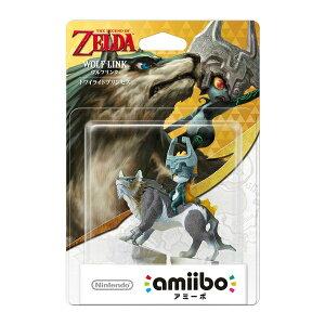 【新品】【WiiUHD】amiibo ウルフリンク【トワイライトプリンセス】ゼルダの伝説シリー…