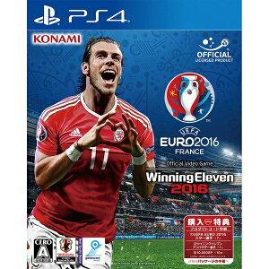 [100円便OK]【新品】【PS4】UEFA EURO 2016 / ウイニングイレブン 20…