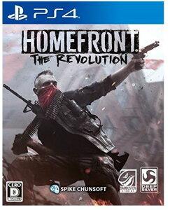 [100円便OK]【新品】【PS4】HOMEFRONT the Revolution【RCP】