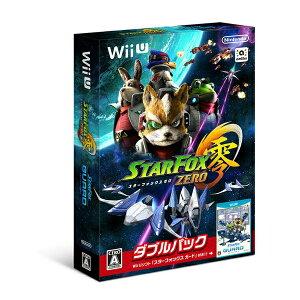 【新品】【WiiU】【限】スターフォックス ゼロ・スターフォックス ガードダブルパック【RCP…