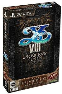 【07/21発売★予約】【新品】【PSV】【限】イースVIII -Lacrimosa of D…