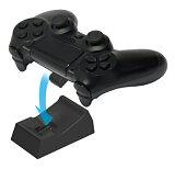 【新品】【PS4HD】置くだけ充電スタンド 1台用for ワイヤレスコントローラー(DUALSHOCK4) ブラック【RCP】