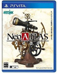 【10/27発売★予約】[100円便OK]【新品】【PSV】Neo ATLAS 1469【RC…