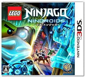 【11/22発売★予約】[100円便OK]【新品】【3DS】LEGO ニンジャゴー ニンドロイ…
