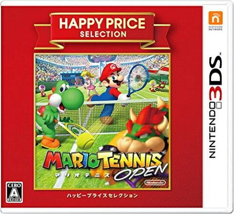 [100円便OK]【新品】【3DS】【BEST】マリオテニスオープン ハッピープライスセレクション【RCP】[お取寄せ品]