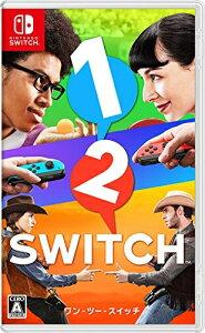 【03/03発売★予約】[100円便OK]【新品】【NS】1-2-Switch【RCP】