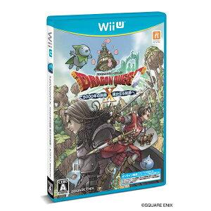 【11/16発売★予約】[100円便OK]【新品】【WiiU】ドラゴンクエストX 5000年の…