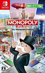 【11/09発売★予約】[100円便OK]【新品】【NS】モノポリー for Nintendo…
