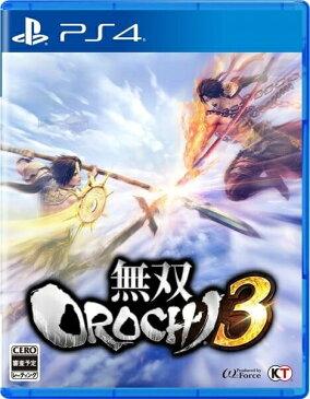[100円便OK]【新品】【PS4】【通】無双OROCHI3 通常版【RCP】[お取寄せ品]