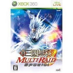 [メール便OK]【中古】【Xbox360】真・三国無双MULTI RAID Special【RCP】[お取寄せ品]