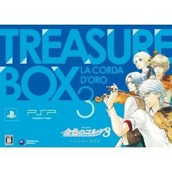 40%OFFセール!!【新品】【トレジャーBOX】金色のコルダ3 【PSP】【YDKG-u】