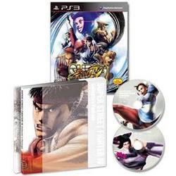 【中古】【PS3】【限】スーパーストリートファイターIV コレクターズパッケージ【RCP】[お取寄せ品]
