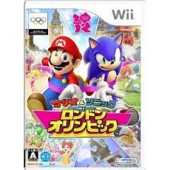 14%OFFセール!![100円便OK]【新品】【Wii】マリオ&ソニック ATロンドンオリンピック【YDKG-u】