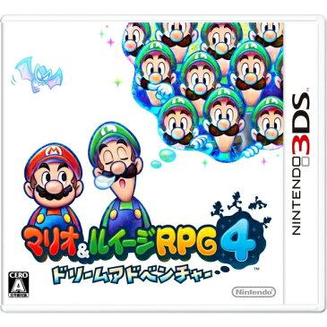 [100円便OK]【新品】【3DS】マリオ&ルイージRPG4 ドリームアドベンチャー【RCP】[お取寄せ品]