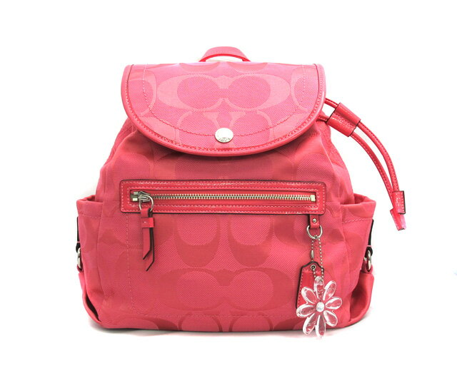 coach backpack outlet online kw5u  coach backpack pink