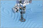 JUKI(ジューキ) 職業用ミシン専用 キルト押え1/4インチ(6,5mm)【RCP】