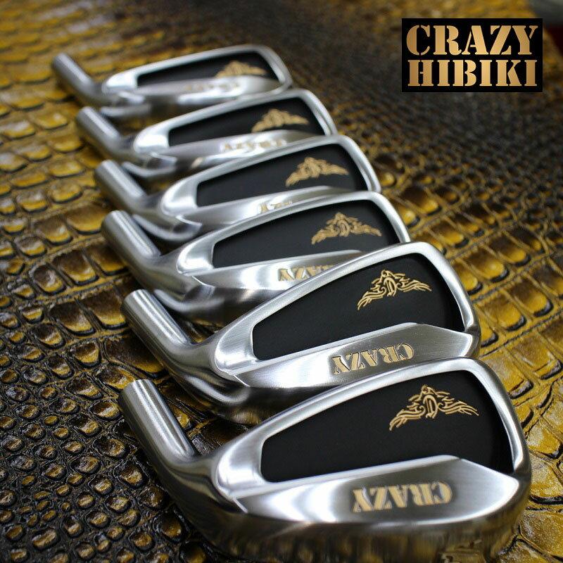 メンズクラブ, アイアン  6,7,8,9,Pw,PA 6 2021 CRAZY HIBIKI Iron Heads Head only 21sp