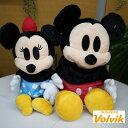 ミッキー&ミニー ゴルフ ヘッドカバー 2個セット ミッキーマウス ドライバー用 ミニーマウス フェアウェイウッド用 ボルビック x ディズニー volvik x disney・・・