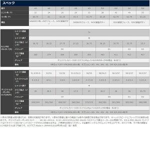 【送料無料】【2017年最新モデル】ヤマハインプレスUD+2アイアン8本セット(#7~PW+#5、#6、AW、AS、SW)YAMAHAinpres【16aw】