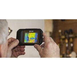 福袋E4入りFLIRフリアーC3ポケットサイズサーモグラフィ..C2後継赤外線サーモグラフィー赤外線カメラ