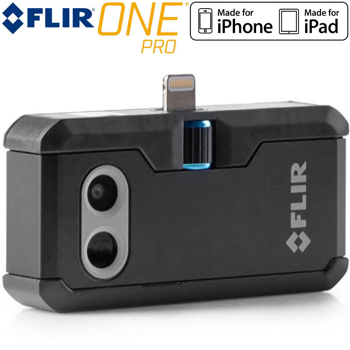 温度計・湿度計, 温度計  FLIR ONE PRO for iOS .. gen3