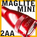 �y��d���΍�zMAG INSTRUMENT MINI MAGLITE �~�j�}�O���C�g 2AA CELL 2�Z��AA �n�[�h�P�[�X...