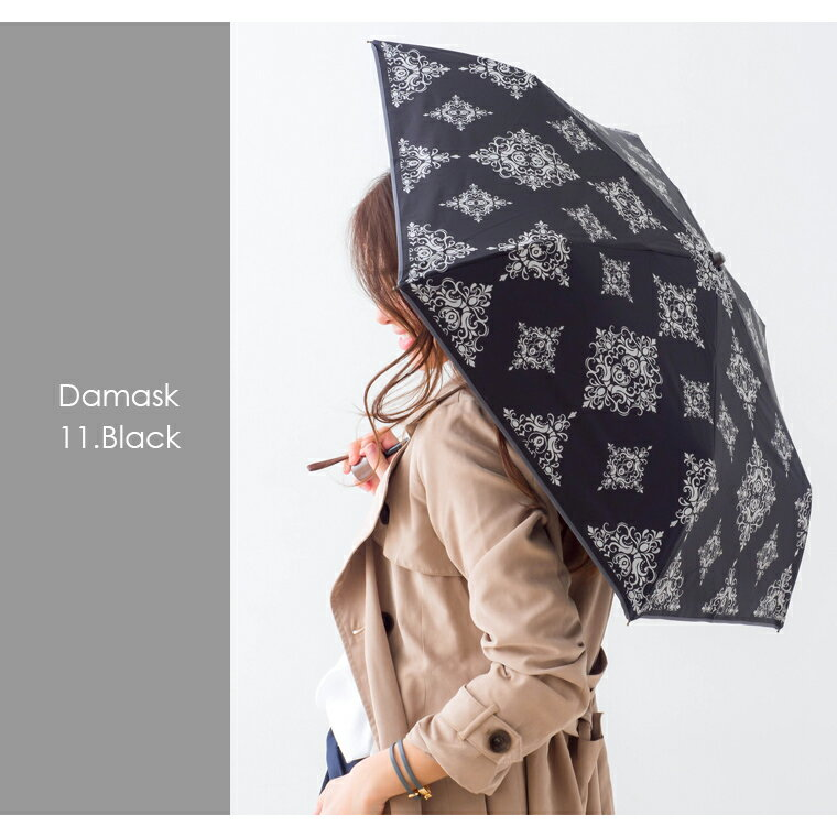マコッカ『晴雨兼用折りたたみ傘』