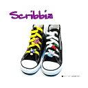 Scribblz 【送料無料】靴ひもチャーム・組合せ自由3個セット