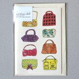オシャレシリーズ・BAG/メッセージカード