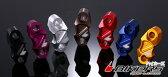 【送料無料!!】BIKERS/バイカーズBIKERS CBR250R/GROM/ZOOMER-X/JF52/ズーマーX レバーホルダークランプ 各色