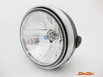 상품 신고 후에 하시면!! マルチリフレクターヘッドライト XJR400