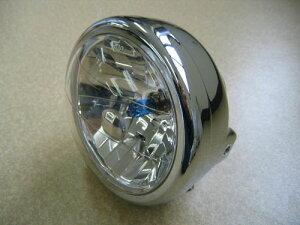 マルチリフレクターライトミニバイク用/メッキケース