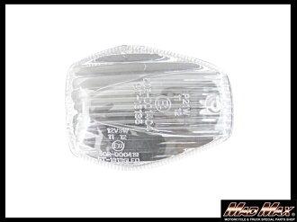 상품 신고 후에 하시면!! MADMAX CB1300SF (SC54)/CB400SF V-TEC REVO 클리어 깜박거리는 렌즈 좌측 (1 개)