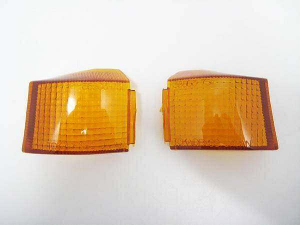 세피아 50 (CA1EA/EB) 순정 타입 깜박거리는 렌즈 (리어/오렌지)