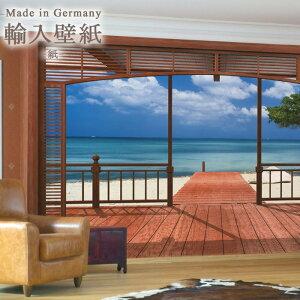 自然の浜辺や海、夏を感じるような景色や風景を壁紙に。店舗の内装や撮影のバックペーパーとし...