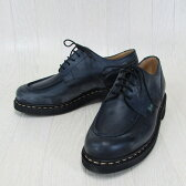 Paraboot パラブーツ CHAMBORD シャンボード 710710 メンズ Uチップ レザー シューズ 本革 靴 紳士靴 フランス製 /NUIT ヌイト サイズ:6.5/7/7.5/8/8.5/9